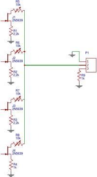 Przedwzmacniacz - sumowanie sygnału, zasilanie, montaż elementów itp