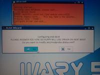 Compaq Armada 3500 - Nie można skonfigurować karty dźwiękowej na Linuxie.
