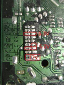 LG42PA4500 - Świeci dioda, ale nie startuje