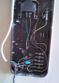 Unfon Utopia 1134 pod instalacje 4 żyłową - brak dźwięku w słuchawce