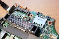 IBM TP X200s - Ładuje, ale nie działa na baterii