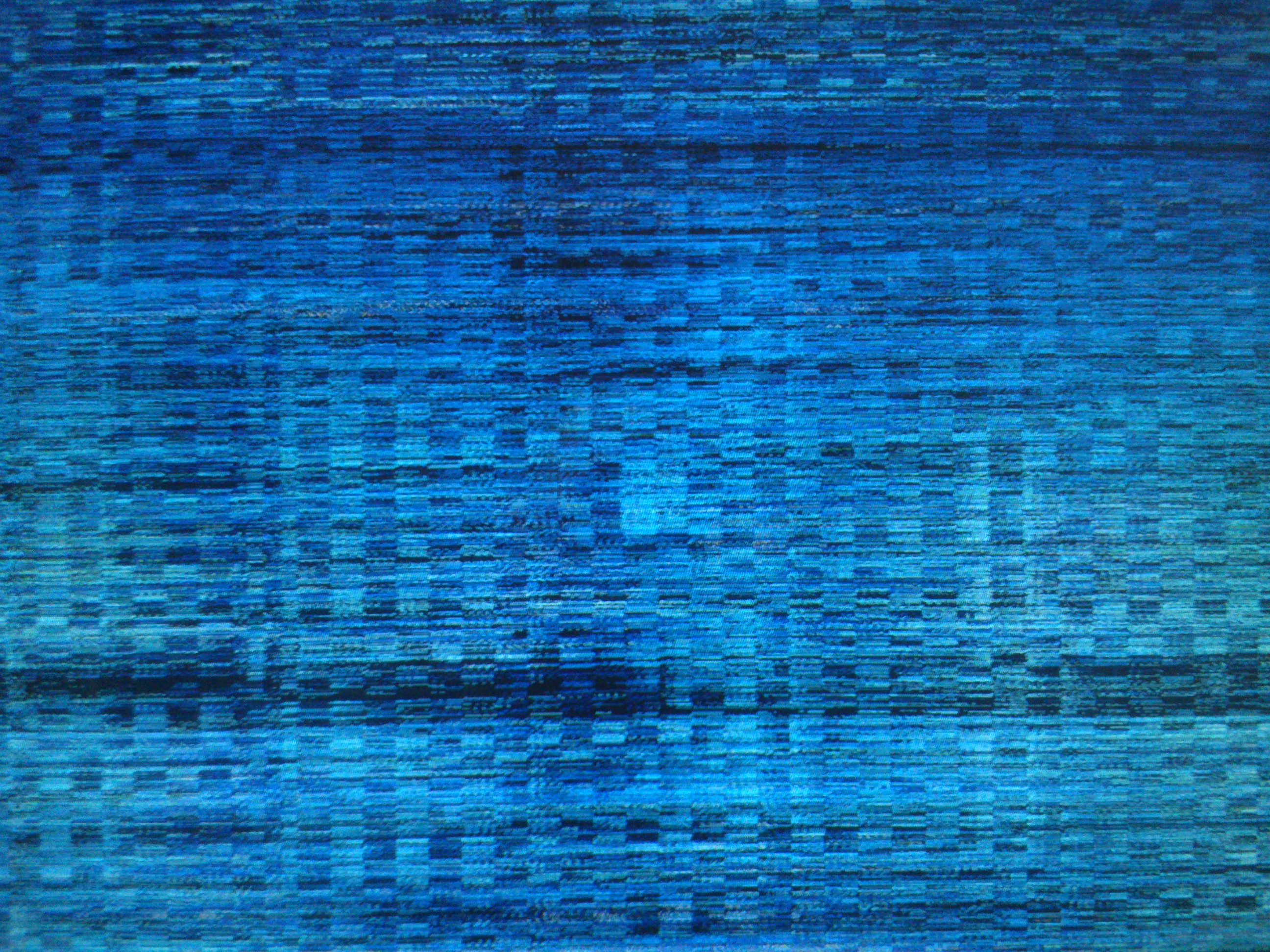 Sterownik karty graficznej Radeon 9600. Dziwny ekran