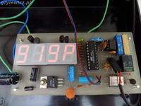 Mikroprocesorowy miernik pojemności 0,1pF-5000uF