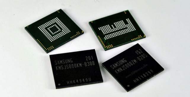 Samsung prezentuje nowe pami�ci LPDDR4 dla urz�dze� mobilnych