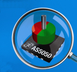 AS5050 - 10-bit magnetyczny enkoder obrotowy