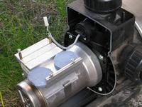 Reparatur von Grundfos JQ4 Hauswasserwerk