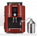 Krups 8255 -nie spienia mleka i nie podaje gor�cej wody