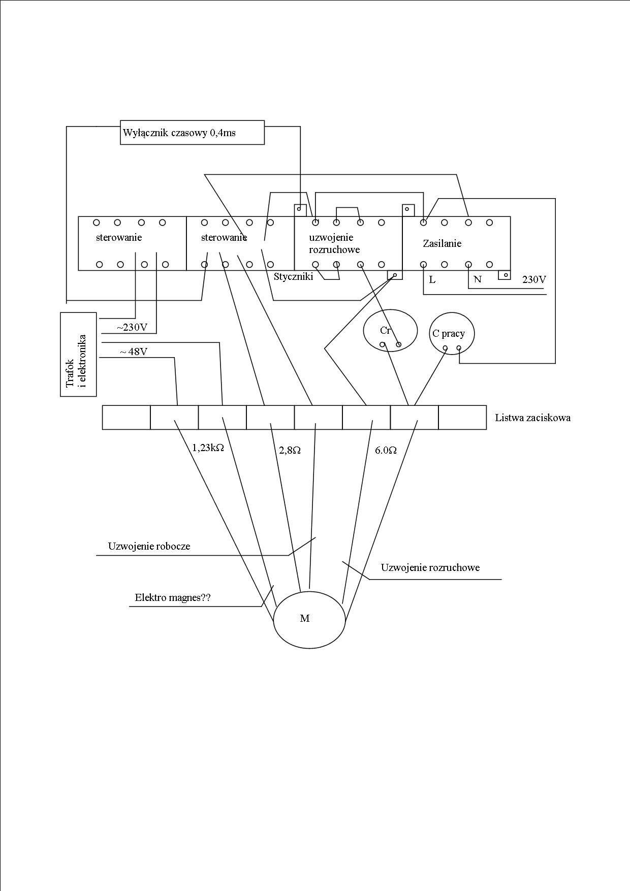 Wyci�garka - Jakie kondensatory?