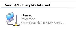 Co jakiś czas zawiesza mi się internet!