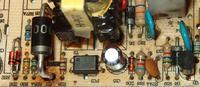 AeroCool Turbine Power 450W ATX 1.3 spalona dioda Zenera