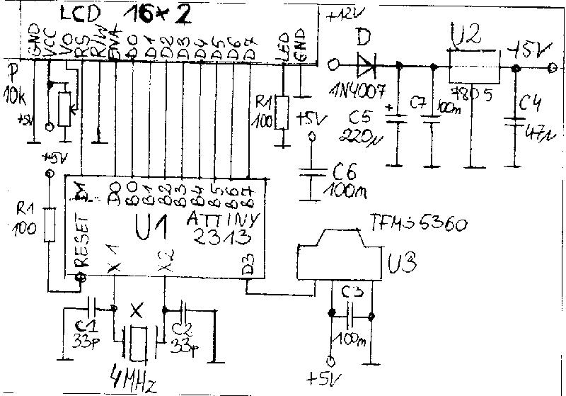 Tester wszystkich rodzajów pilotów RC5