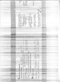 xerox workcentre xd 120f - paski na szerokości strony