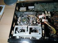"""VCR """"Royal VCR-16"""" - zablokowany mechanizm."""