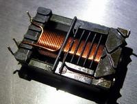 Przetwornica rezonansowa z 12V na 1,2 do 5 kV