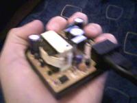 Zasilacz 30VDC 400mA- jak przerobić na 12v 100mA