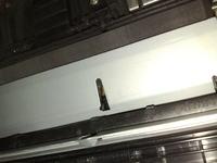 HP 2100 zacina papier (gniecie) - co wymienić, przeczyścić ?