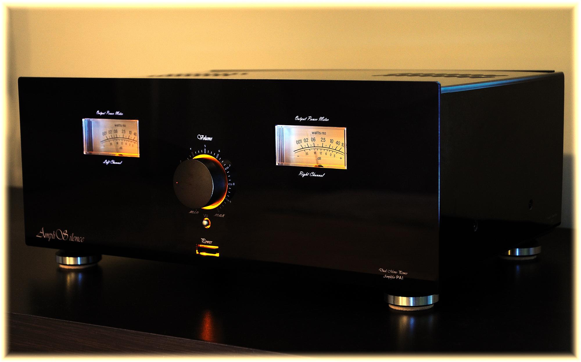 Wzmacniacz AmpliSilence Dual Mono 40W/8ohm RMS
