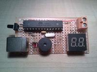 Klawiatura komputerowa obsługująca alfabet Morse'a