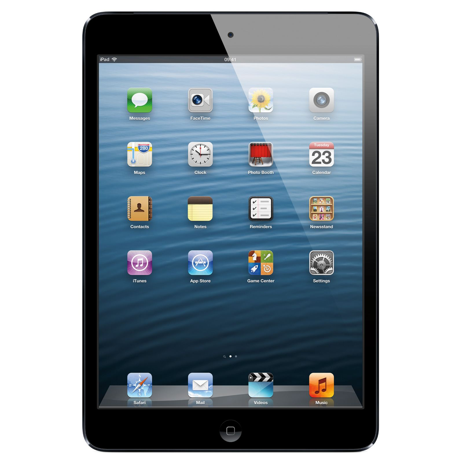 "iPad mini - 7,9"" tablet z iOS 7, iLife i iWork od teraz za 1249 z�"