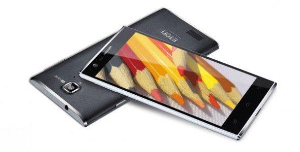 """Eton I6W - smartphone z 5"""" ekranem, Dual-SIM i Android 4.2"""