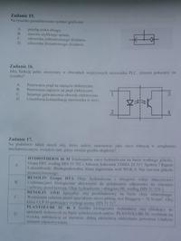 Egzamin zawodowy 2011 - Monter mechatronik (zsz)