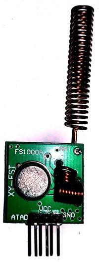 Komunikacja bezprzewodowa w pasmie 433 MHz na uC PIC