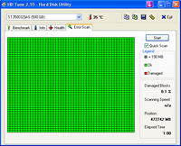 System XP przycina przy prostych operacjach