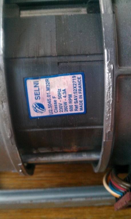 [Sprzedam] silnik pralki BOSCH WOT26350BY