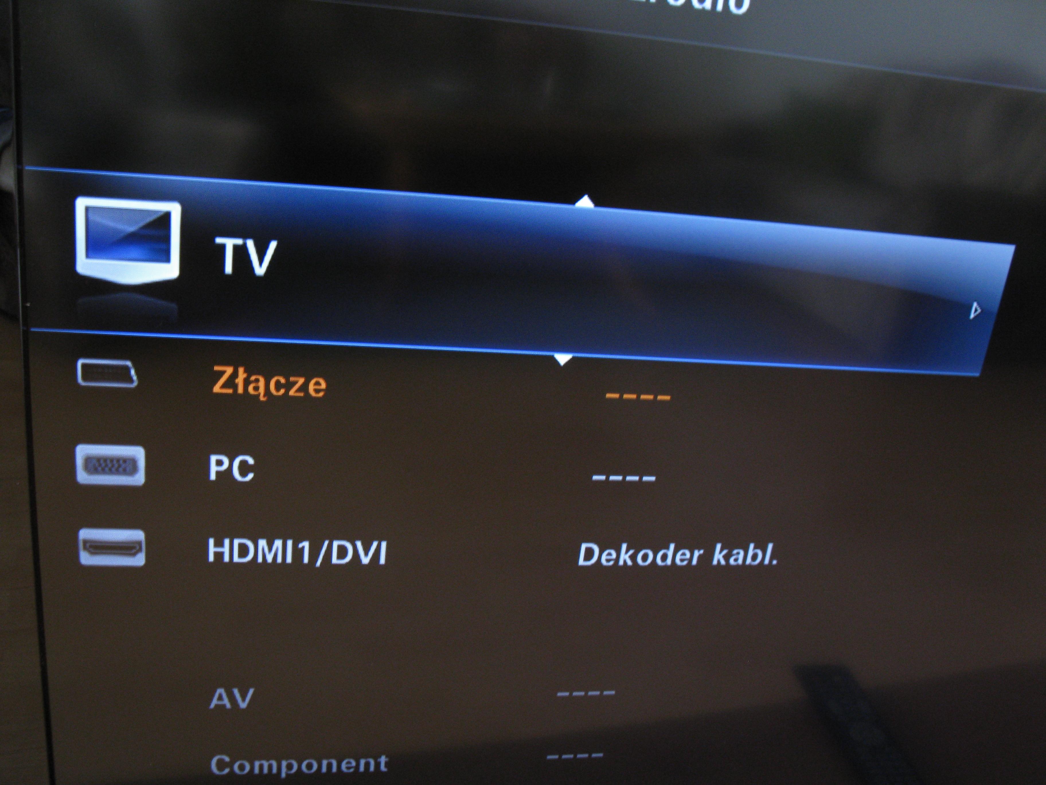 Jak po��czy� TV-dekoder-kino domowe