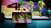 Umarł król - niech żyje król. Panasonic wkracza na tron LCD TV. Seria Panasonica