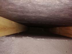 Docieplenie skosów na strychu