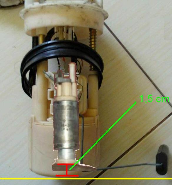 kupa z�omu czyli FiatPunto 1.1 - Instalacja elektryczna niszczy pompki paliwa