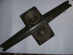 Kilka różnych głośników połączyć w jedną kolumnę i dobrać wzmacniacz.