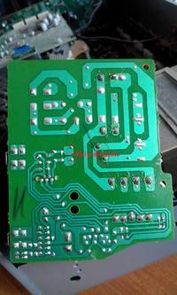ONKYO TX-SR576 - nie uruchamia się, klika przekaźnik