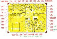 Radmor 5412 - naprawa zasilacza