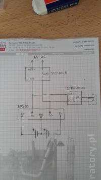 Reset Mosfet-przycisk; wracający prąd - dobór diody