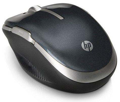 HP Wi-Fi Mobile Mouse - bezprzewodowa mysz Wi-Fi z wbudowan� kart� sieciow�