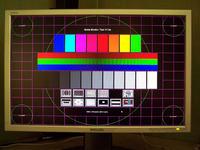 Oświetlenie LED zamiast świetlówek w monitorze LCD.