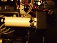 Wymiana diody/modułu czerwonego w laserze RGB