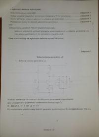 311[07] Technik Elektronik egzamin praktyczny czerwiec 2015