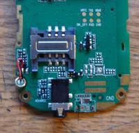 Maxcom MM430BB - nie �aduje wyrwane z��cze usb.