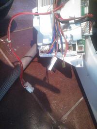 Ariston Aqualtis AQSF 129EU - pod��czenie programatora