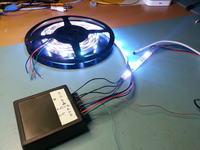 Wzmacniacz do taśm LED RGB