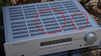 Cambridge Audio Azur 540r  - Mocno si� grzeje