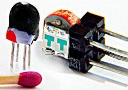 Waktrol - DIY (Vactrol) - wykonany z prostych elementów