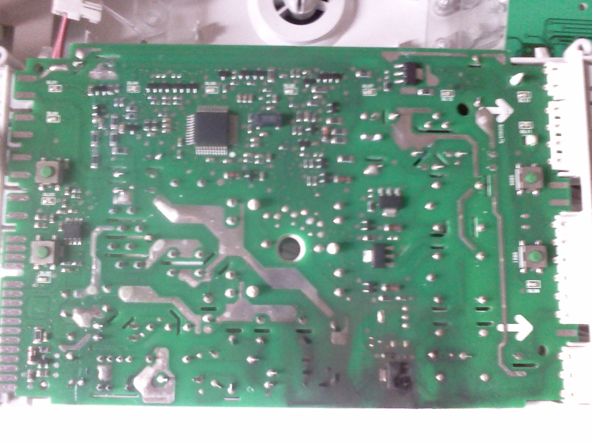 Pralka Whirlpool AWE6317 - spalony programator