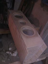 Budowa głośnika centralnego K.D. dobór monitorów STX