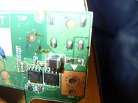 Asus X50R - Prośba o identyfikację elementu.