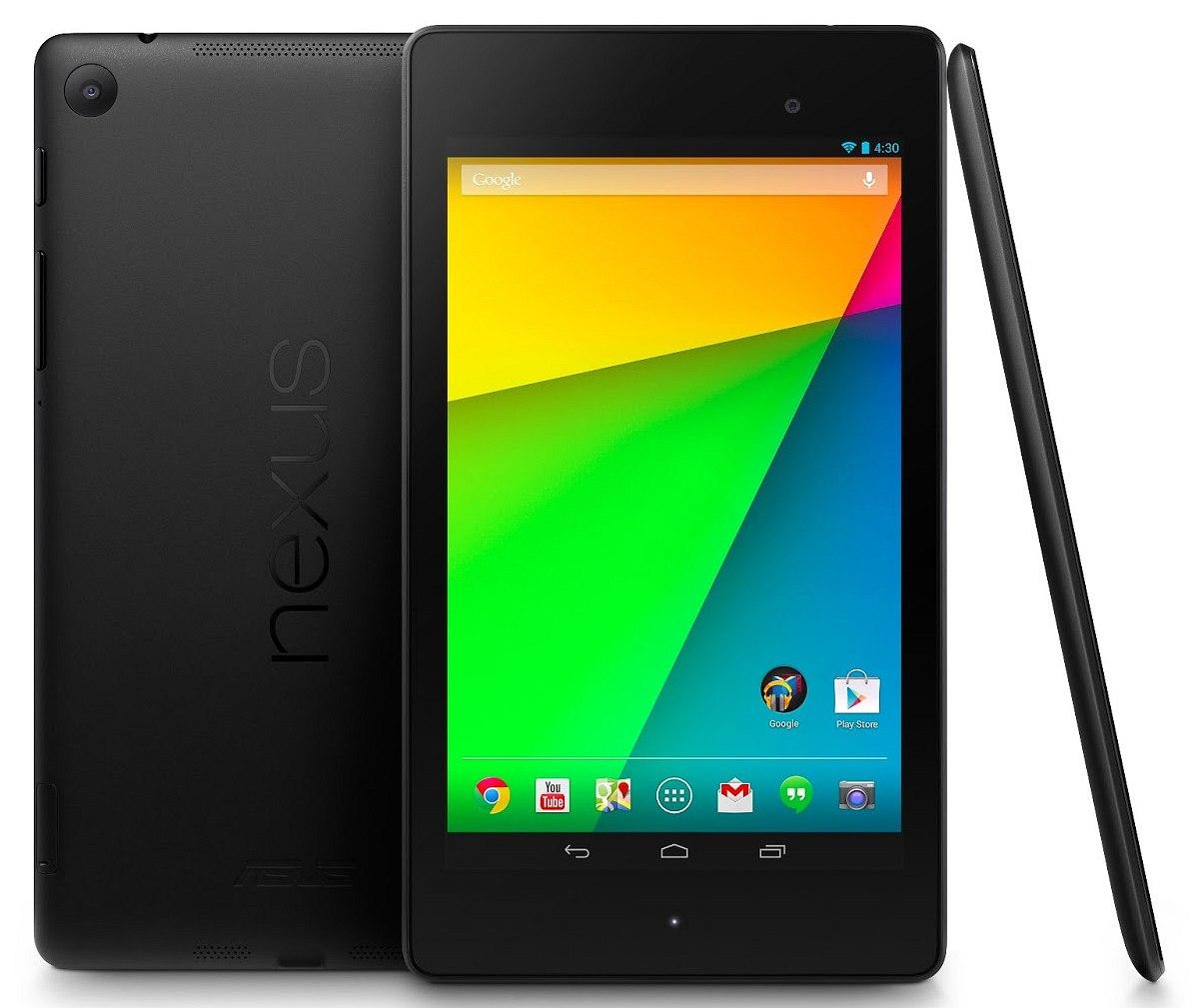 Google Nexus 7 drugiej generacji ju� w sprzeda�y w Europie