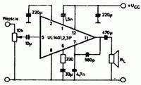 [Kupię] Poszukuje Układ scalony UL 1403 3W do Unitra Fonica WG 1100FS